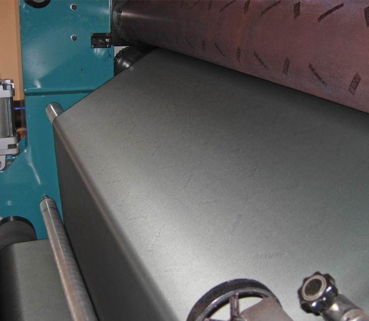 TM2000 / TC190 EMBOSSING - GOFRAJ BASKI MAKINESI