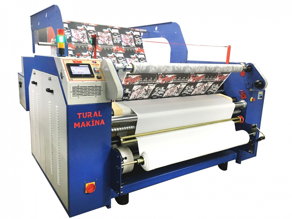 TC-610 METRAJ TRANSFER BASKI MAKİNASI